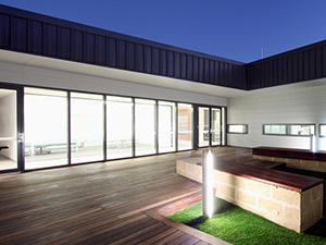 Perth External Deck Design