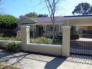 Freshly Painted House in Nedlands