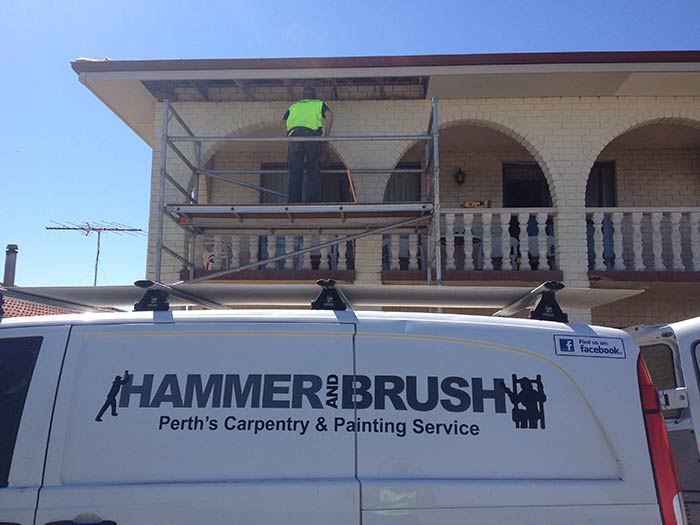 Eaves Repair Perth
