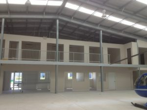 office painting project in Perth