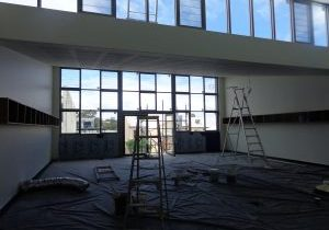 Office painting in Perth